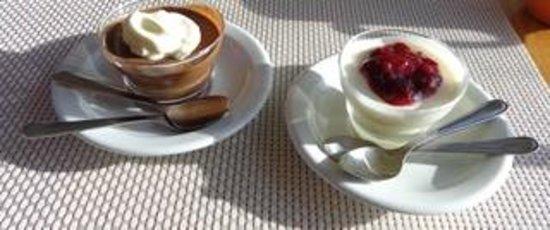 Savvy Sailor dessert