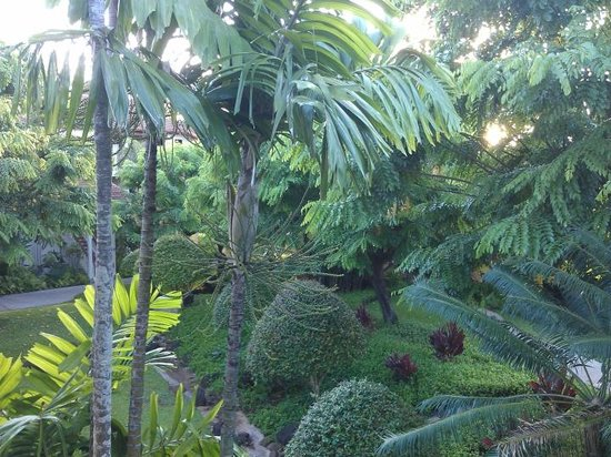 Nihi Kai Villas: Nihi Kai gardens