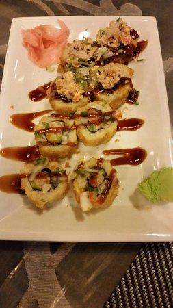Me Too Sushi Buffet: Sushi, muy muy ricooo