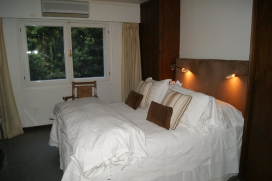 Hotel L'Auberge : Apartamentos confortáveis