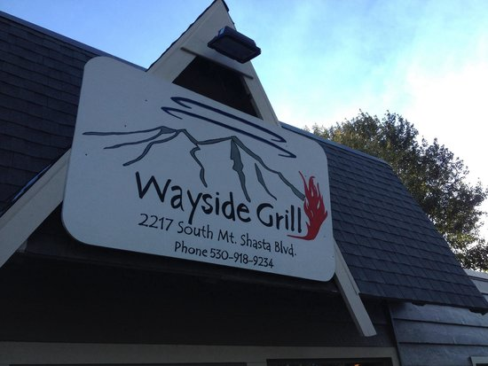 Wayside Grill: Make it a point to stop here!