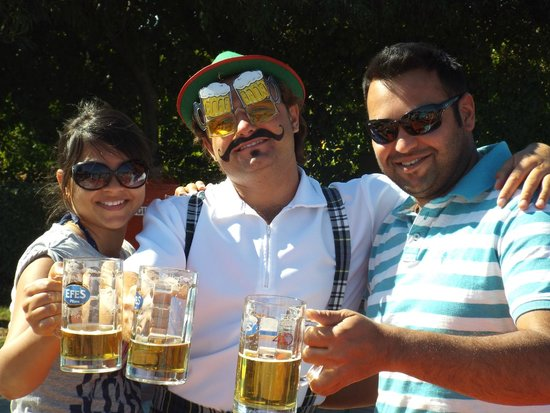 Limak Lara De Luxe Hotel&Resort: beer festival