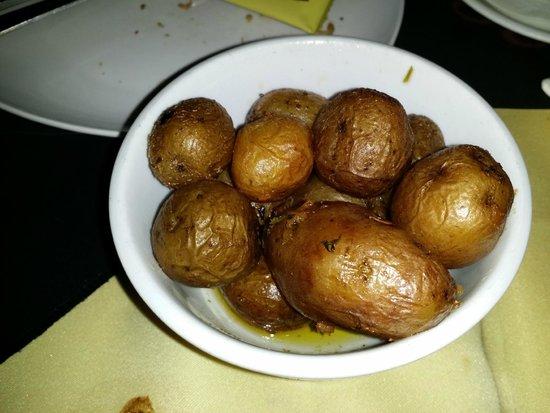 El Cerdo: potatoes
