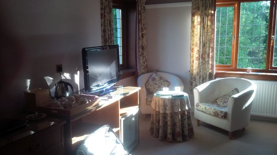 Ard-na-Coille Guest House: Morning sun