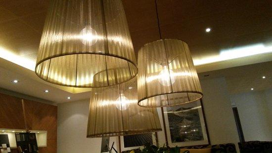 Clarion Hotel Stockholm: lindos lustres