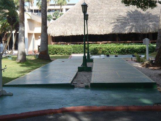 Sunscape Curaçao Resort Spa & Casino: Shuffleboard