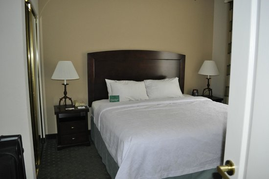 Homewood Suites by Hilton Minneapolis - Mall of America : Big Comfy bed