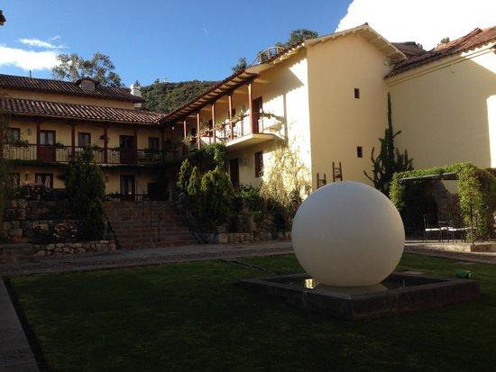Casa Cartagena Boutique Hotel & Spa: Courtyard