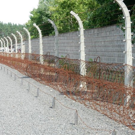 Sachsenhausen Concentration Camp: Secured Walls