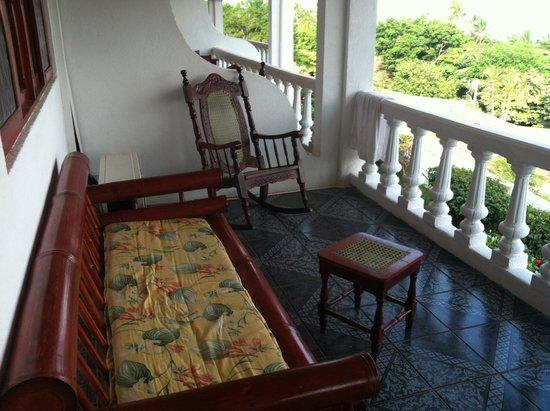 Best Western Tamarindo Vista Villas : Our balcony