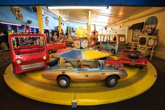 Trimper's Rides and Amusement Park : Car Ride