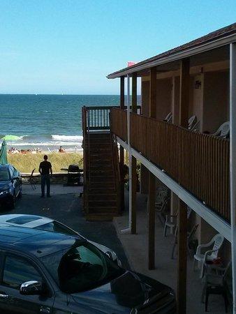 The Beachfront Condotel