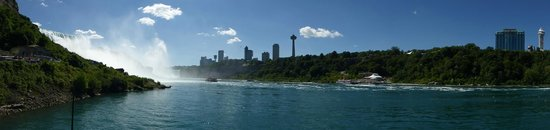 Maid of the Mist: The grand view