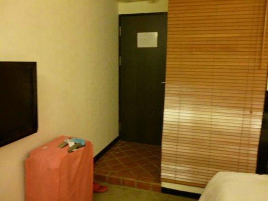 Swiio Hotel: Hall way