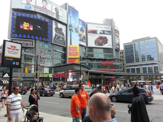 CF Toronto Eaton Centre: Foto externa