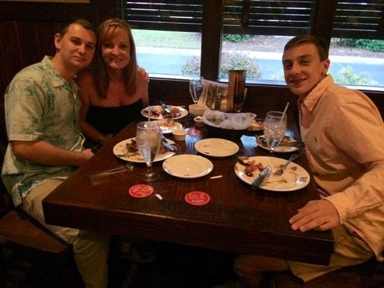 Rioz Brazilian Steakhouse: Rioz Steakhouse Columbia September 2014