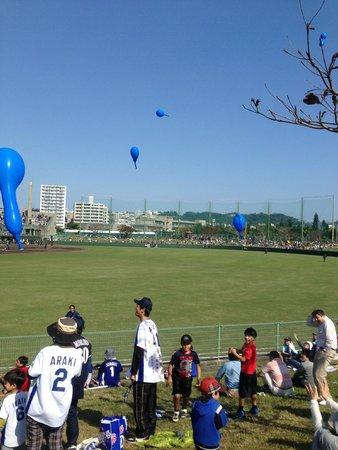 Chatan Park: 中日ドラゴンズキャンプ