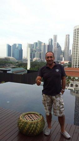 Naumi Hotel: I love Singapore