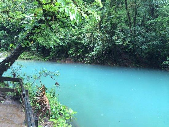 Rio Celeste : River