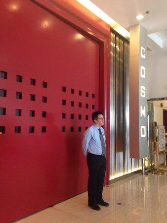 Cosmo Hotel Hong Kong: Not bad
