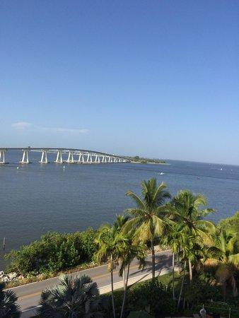 Sanibel Harbour Marriott Resort & Spa : Blick vom Zimmer