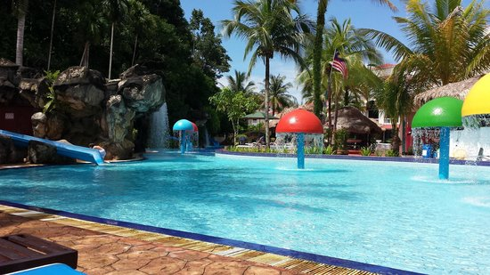 Aseania Resort & Spa Langkawi Island: Pool area