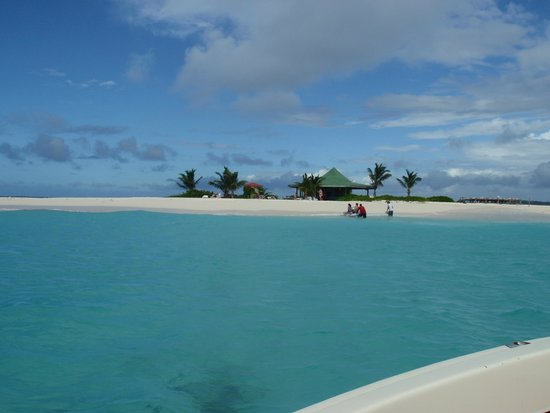 Sandy Island adventure