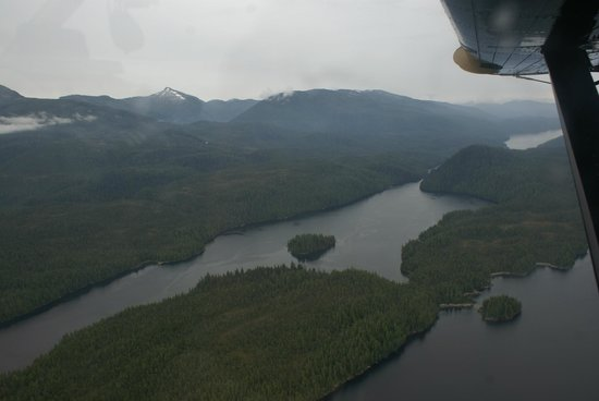 Misty Fjords Air & Outfitting, Inc.: Beautiful fjords