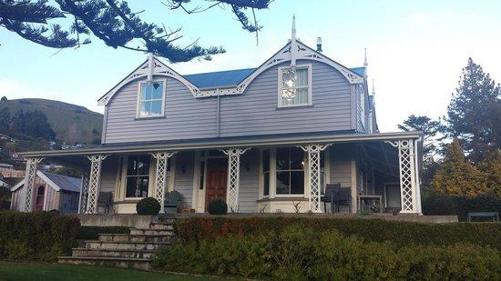 Akaroa House: Beautiful House