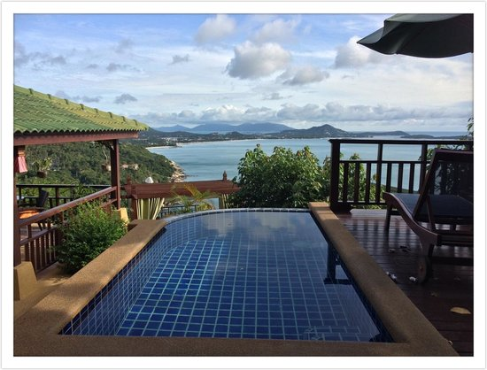 "Sandalwood Luxury Villas : Plumeria Plunge Pool Vista - ""Heaven on Earth"""