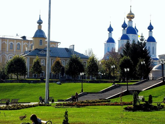 ‪Cathedral of the Kazan Icon of the Mother of God‬