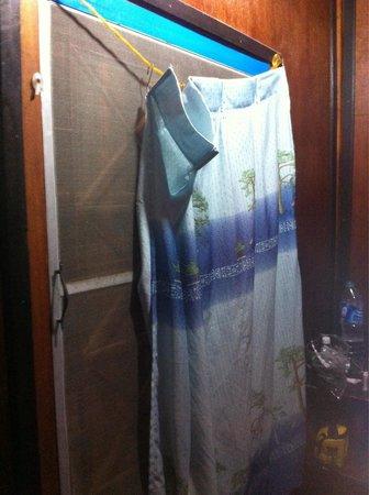 Laemson 1 Bungalow: Curtains