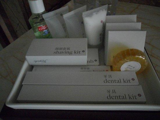 Kempinski Hotel Huizhou: Bathroom