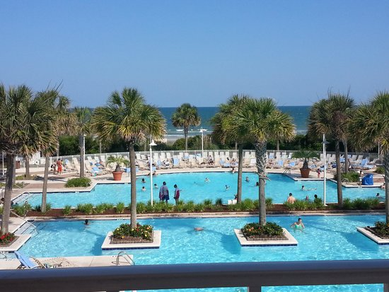 Marriott Resort And Spa Myrtle Beach Reviews