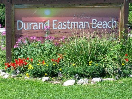 Durand Eastman Park: Beach
