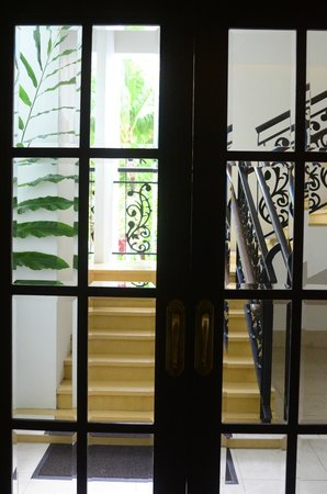 The Danna Langkawi: Stairs