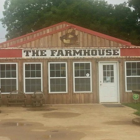 Our restaurant, The Farmhouse, Best BBQ Around. 619 MLK Dr. Dawson, GA 39842