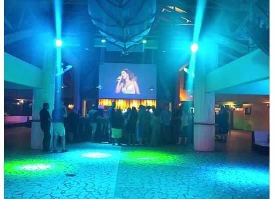 Club Med Turkoise, Turks & Caicos: Night Club