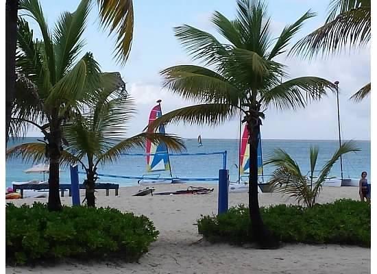 Club Med Turkoise, Turks & Caicos: Beach and Boats