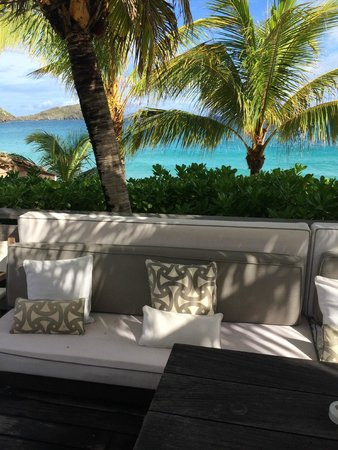 Cheval Blanc St-Barth Isle de France: beautiful atmosphere
