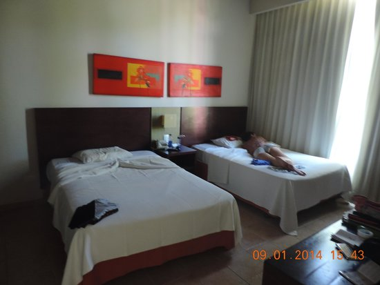 Tropical Princess Beach Resort & Spa: dormitorio de mis hijos