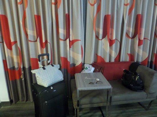 Hotel Novotel Taipei Taoyuan International Airport: Rest area