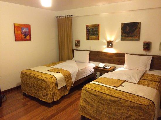 Hotel Rumi Punku: guest room