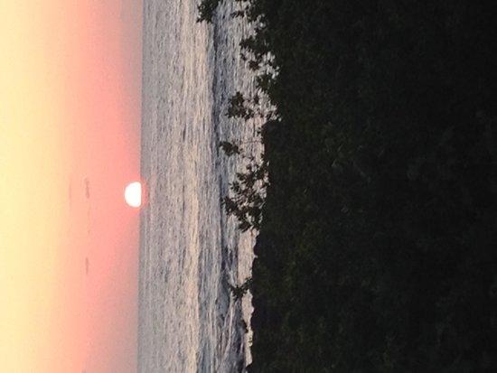 Lawa'i Beach: amazing sunset
