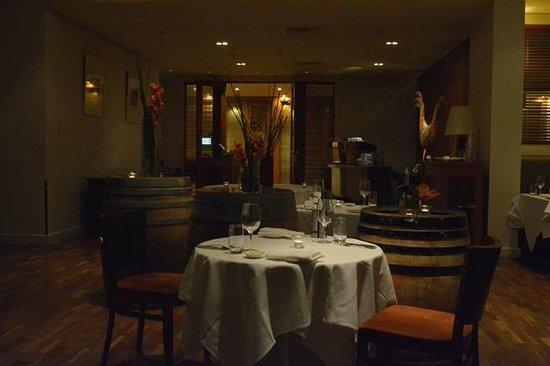 Yarra Valley Lodge: Bella restaurant
