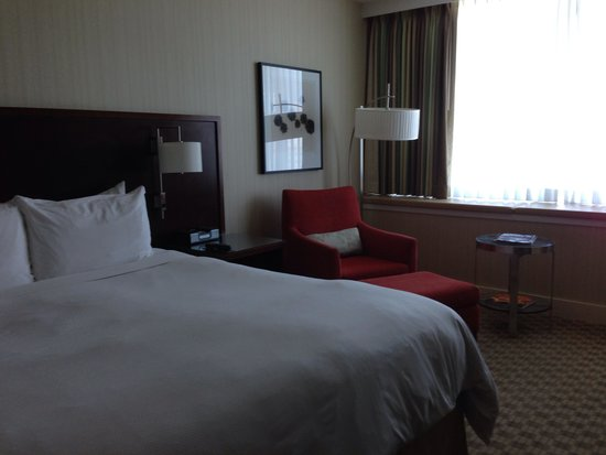 InterContinental San Francisco: My room at my stay there
