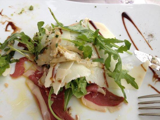Ristorante Silvio: салат