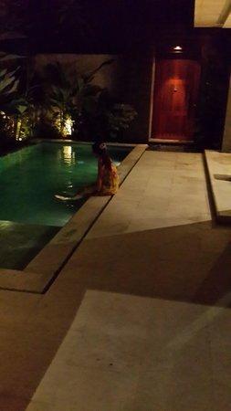Mahagiri Villas: yippieee