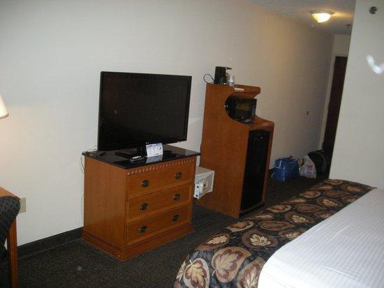 BEST WESTERN Magnolia Inn and Suites : Room