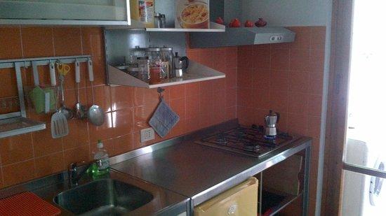 A Firenze da Paolo: Kitchen